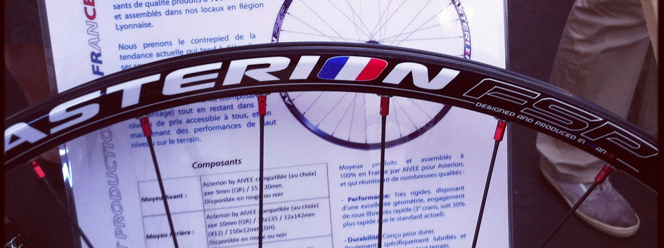 roues asterion