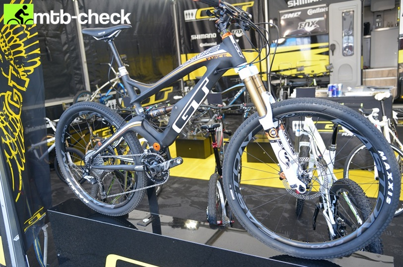 Overview of the 2013 GT Force Carbon Pro