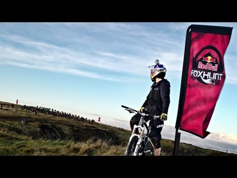 Red Bull Foxhunt 2012 with Gee Atherton