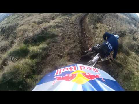 Red bull Foxhunt with Gee Atherton headcam