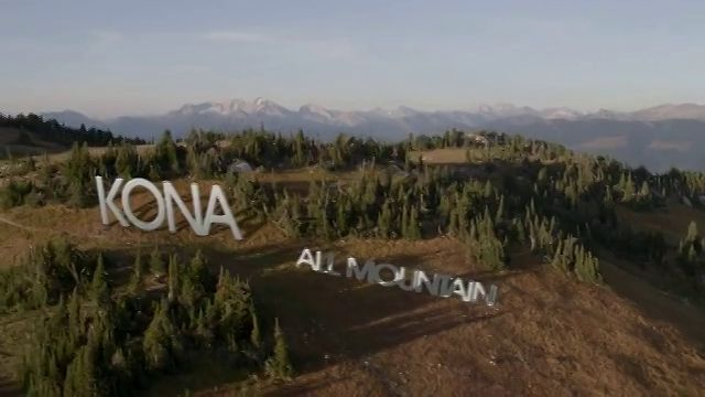 Kona All Mountain, the video