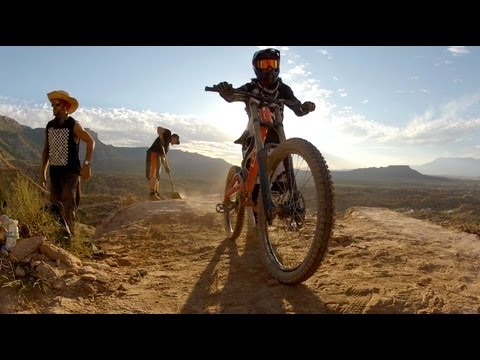 Back to the Red Bull Rampage 2012