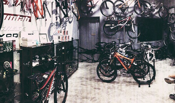 The AttitudeBikes Showroom