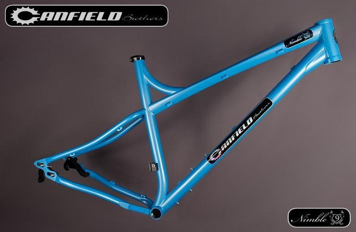 New Canfield Brothers Nimble 9