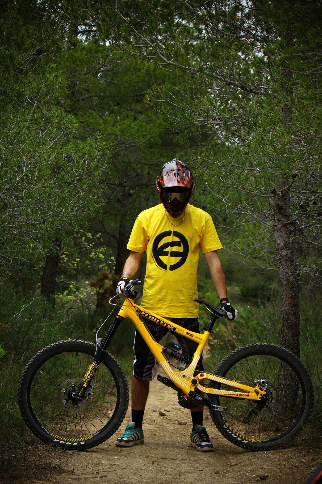 commencal cofac quentin barbot