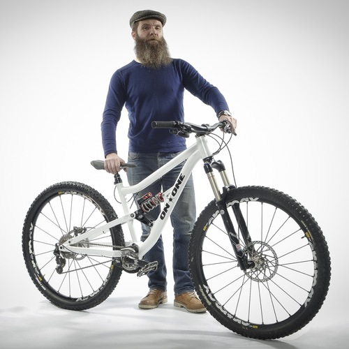 Prototype 2014 – On One Codeine 29er and full suspension bike