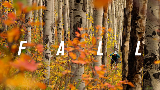 Fall in Colorado – production Yeti Cycles