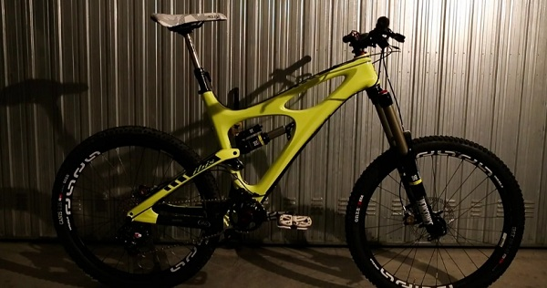 ibis mojo HD yellow