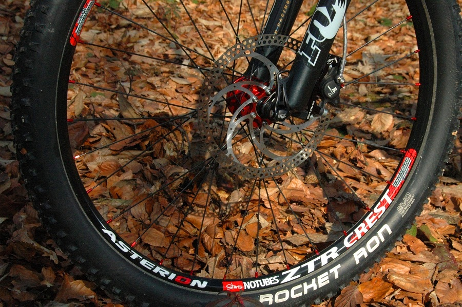 roues asterion ztr crest