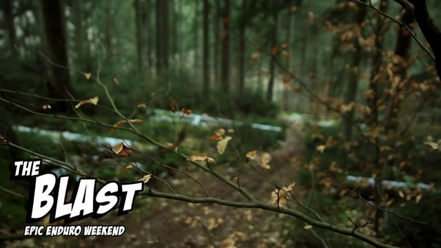 The Blast : l'enduro Belge à la cool