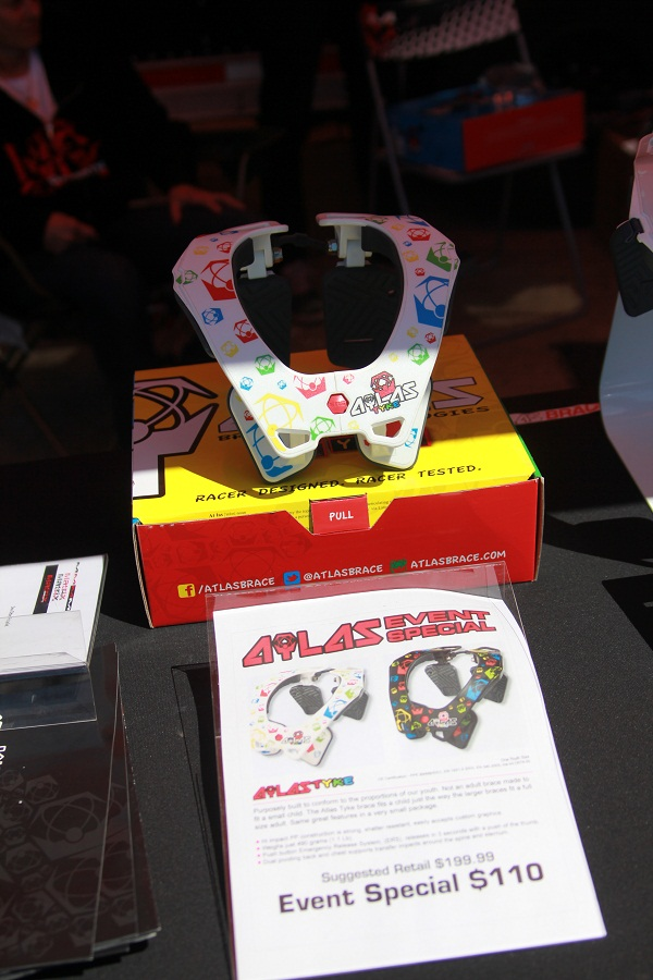 atlas junior neck brace