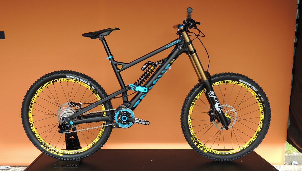 Cool pictures : Canyon Torque FRX