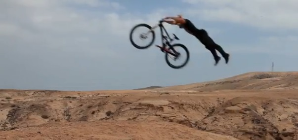 Island to Island mountainbike video