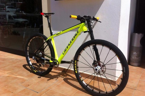cannondale flash 29 2014 version
