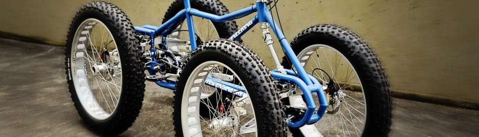 Contes Engineering creates a quad fatbike