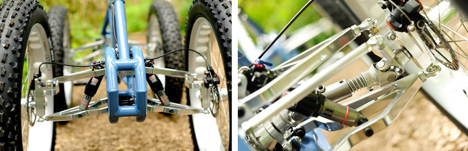 suspension quad fat bike