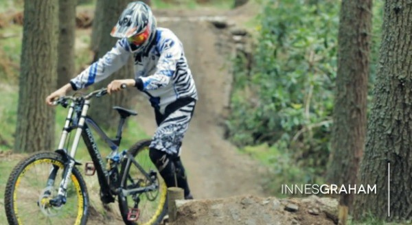 video mountain biking dh