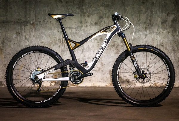 GT 2014 : new Sensor and Force bikes