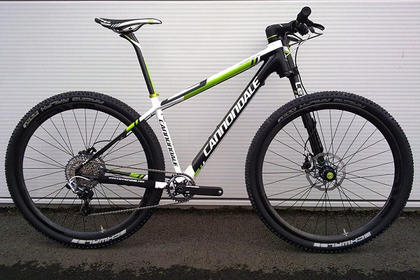 cannondale flash 29 carbon team