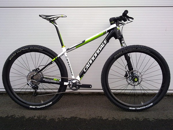 Spotted : Cannondale Flash 29 Carbon Team – 2014