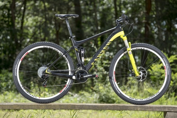 canyon Lux CF 29 2014