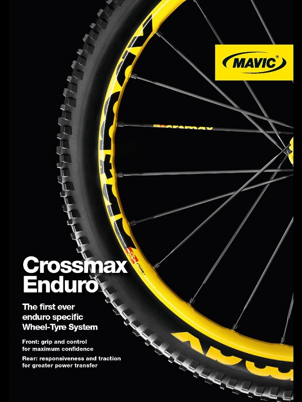 Mavic Crossmax Enduro 2014