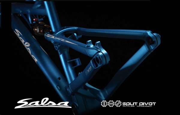 salsa full suspension split pivot