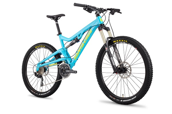 santa cruz heckler 2014