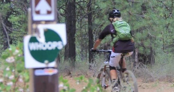 whoops trail