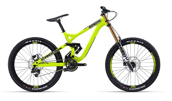 Commencal Supreme DH WORLD CUP 2014