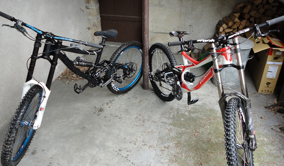 Knolly et Specialized