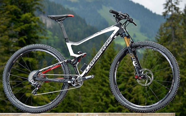 Version 2014 du Lapierre XR