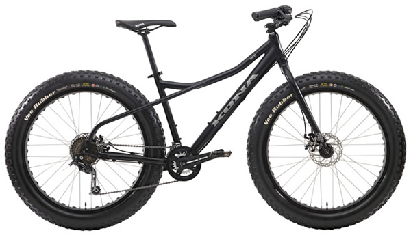 Kona launches the Wo – fatbike