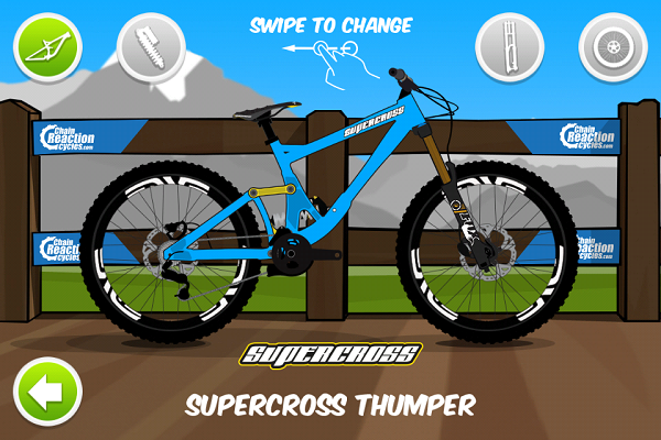 supercross thumper