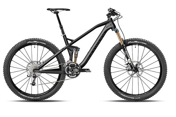 Canyon Spectral and Nerve 275