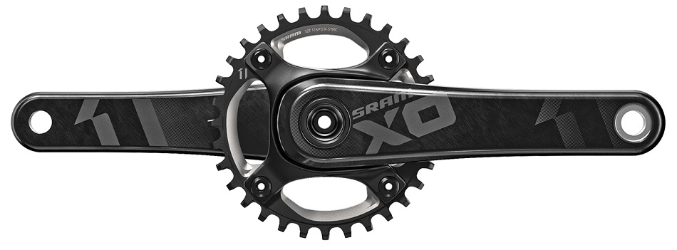 SRAM X01 ready for the show