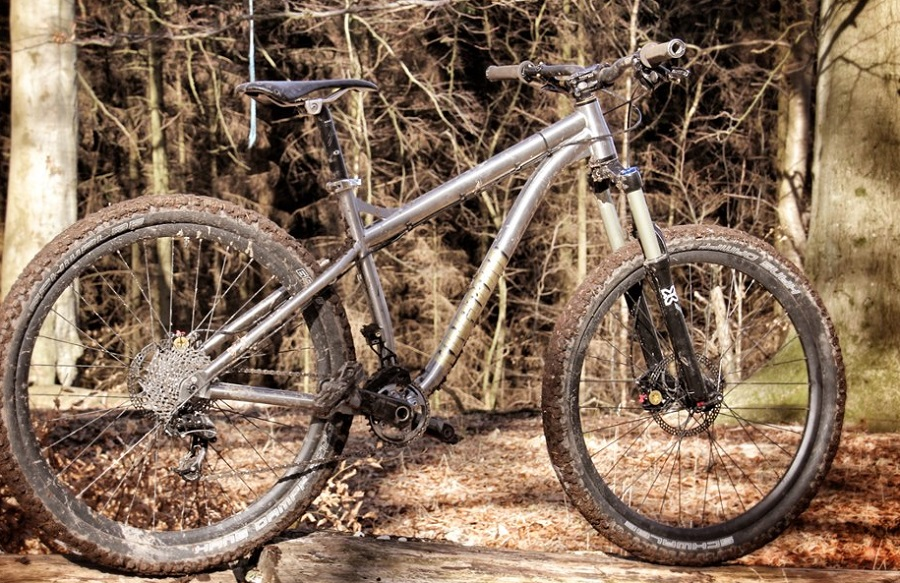 kingdombikes brigante 275 AM