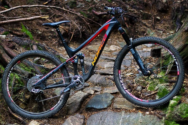 Norco Sight Killer B goes carbon