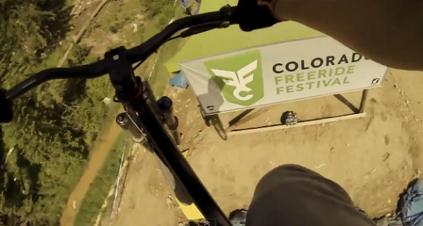 slopestyle colorado bike festival