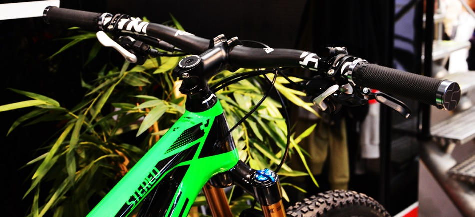 Cube HPC 27,5 enduro bike