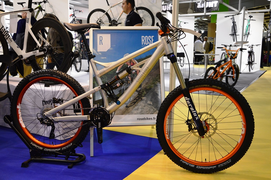 Rose Soulfire complete bikes