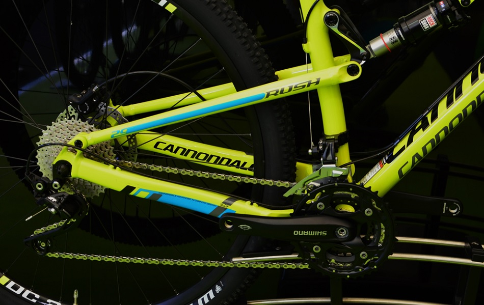cannondale rush 29 2014
