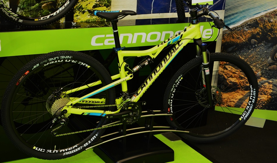 cannondale rush 29 yellow