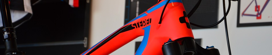 Pro bike: Cube Stereo 160 super HPC Action Team