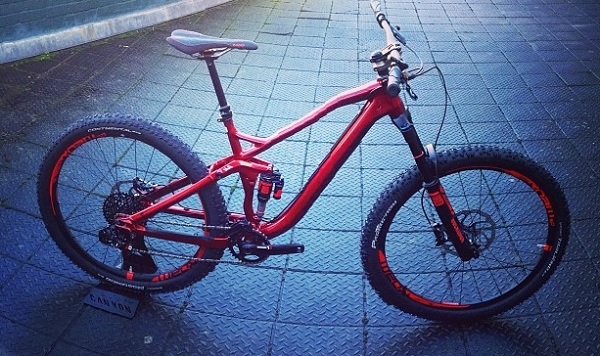 canyon spectral AL EX