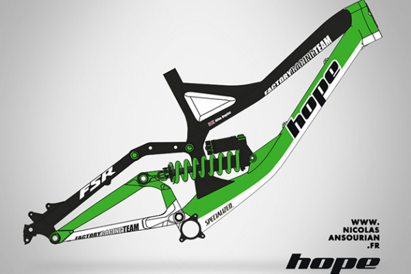 hope specialized factory team