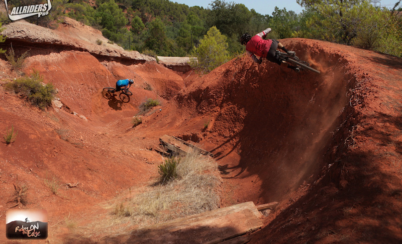 2 riders – 1 chassis – 3 tailles de roues