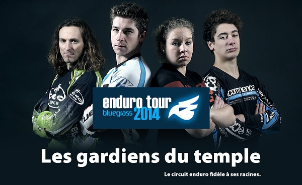 Dates du Bluegrass Enduro Tour 2014