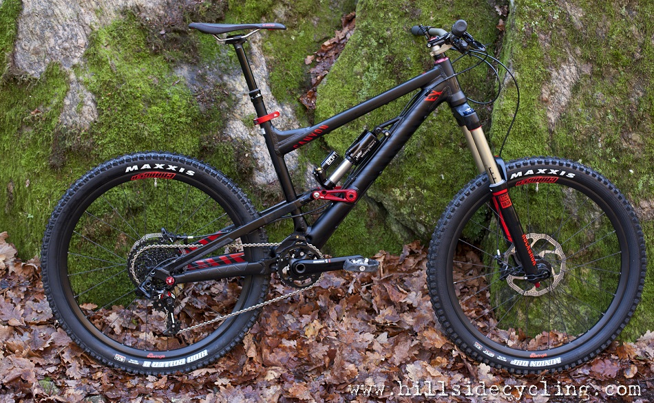 canyon torque ex trailflow 2014