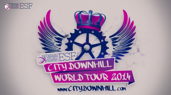 city downhill tour 2014
